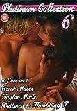 ANN SUMMERS - PLATINUM COLLECTION 6 czech mates / taylor made / buttmen&throbbing j - 3 FILMS ON 1 DVD