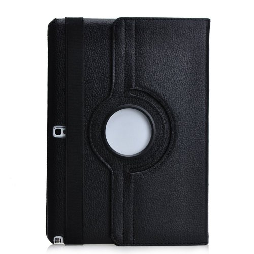 Bumper Flip Cover For Galaxy Note 10.1 Sm-p6010 Kickstand Case Cover For Samsung Galaxy Note 10.1 Sm-p6010 (black)
