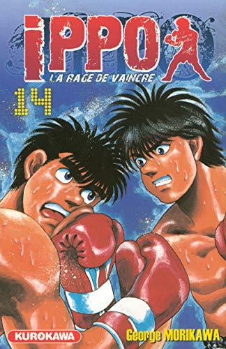 Ippo - Saison 1 - La rage de vaincre Vol.14 par MORIKAWA George