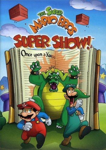 The Super Mario Bros: Once Upon a Koopa by Mario
