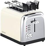 Zephir zhc487C Toaster, creme
