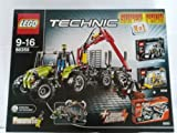 LEGO Technik 66359 Superpack 4 in 1 (8049+8260+8259+Motor 8293)
