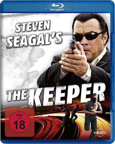 STUDIOCANAL Steven Seagal's The Keeper [Blu-ray]