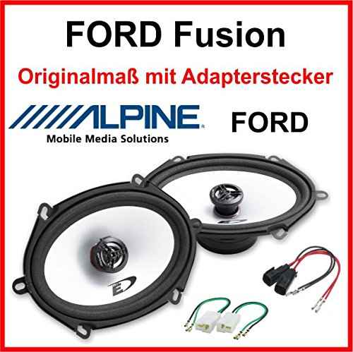 alpine-5x7-speziell-fur-ford-fusion-vordere-turen-hintere-turen-2002-2009