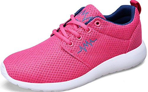 Men's Mesh Lightweight Running Shoes pink