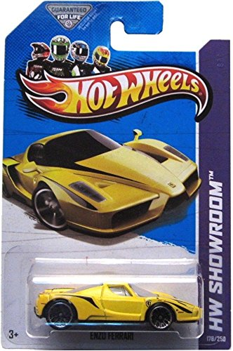 Hotwheels Diecast Car Hot Wheels - Enzo Ferrari (HW Showroom 2013) by Hot Wheels