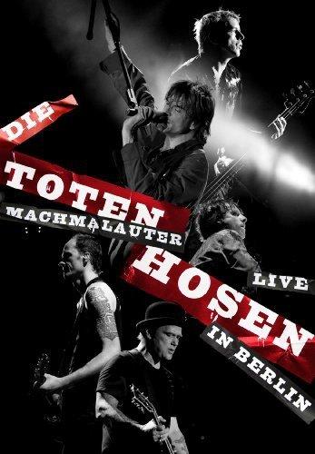 Die Toten Hosen - Machmalauter/Live in Berlin [Blu-ray] (2009-hose)