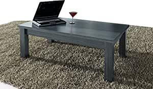URBAN TABLE BASSE M226 GRIS CENDREE UNIE