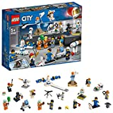 LEGOCity 60230- Stadtbewohner - Weltraumforschung und -entwicklung, Bauset