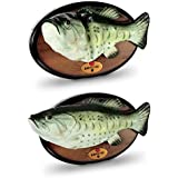 El pez cantante Billy Bass con sensor de movimiento
