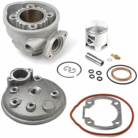 AIRSAL - 33485 : Kit Completo De Aluminio 49,5Cc B&W, Kymco 50Cc Agua (01160739)