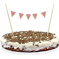 30 Geburtstag Party Picker spieße mit Fahne Tisch Deko Dekoration Feier