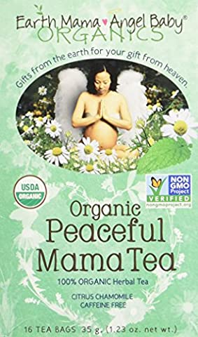 Peacefull Mama tea (box of 16 teabags)