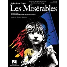 Selectiond from Les Miserables: Tenor Saxophone