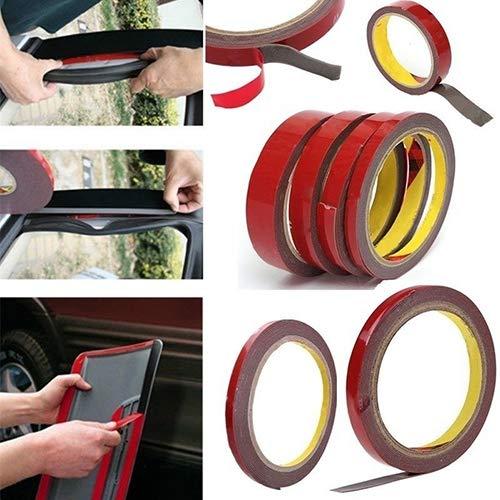 YSHtanj Doppelseitiges Klebeband für Außendekoration, 2 Stück -