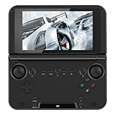 GPD Gamepad Digital XD Plus (32 GB) (Android 7.0) - Hexa Core Gaming Tablet 5'' avec émulateurs et ROM pour Playstation, PSP, Nintendo 64, Gameboy, Sega, Arcade Mame, Dreamcast …