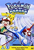 Pokemon Heroes [DVD]