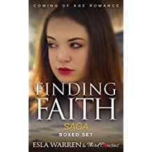 Finding Faith - Coming Of Age Romance Saga (Boxed Set): YA Romance Saga