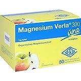 Magnesium Verla 300 uno Typ Apfel, 50 St. Granulat
