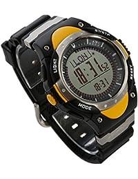 Sunroad fr828a Sports reloj con Digital Pesca barómetro termómetro previsión meteorológica