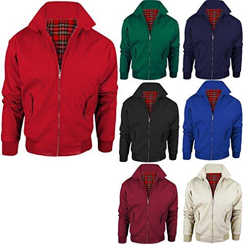 Mountain Pass® By Wholesale Workwear - Blouson - Blouson - Manches Longues - Homme Violet - Bordeaux