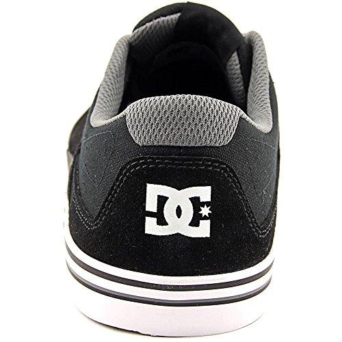 DC Shoes Sultan S Hommes Daim Chaussure de Basket Black-White(Bkw)