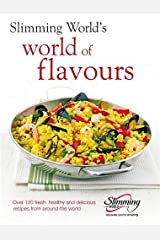 Slimming World: World of Flavours by Slimming World (2010-04-01) Hardcover