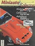 Miniauto & Collectors 2002: Mini, Corgi Toys 1965, Alfa Romeo Giulietta Sprint, News from Novegro, Ferrari 250 Gto: 3