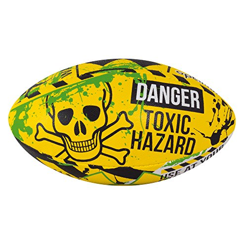 Optimum Herren Hazard Mini Rugby Ball
