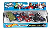 Hot Wheels Marvel Avengers Die-Cast Vehi...