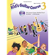 Alfred's Kid's Guitar Course 3: The Easiest Guitar Method Ever!, Book & Enhanced CD