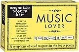 Music Lover-Magnetic Poetry Kit [Gebundene Ausgabe] by Magnetic Poetry