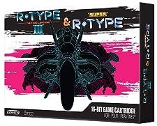 Retro-Bit R-Type Returns - Collectors Edition Black SNES