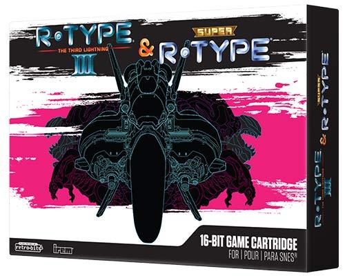 Retro-Bit R-Type Returns