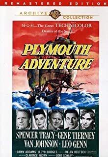 Plymouth Adventure [Remaster] by Spencer Tracy