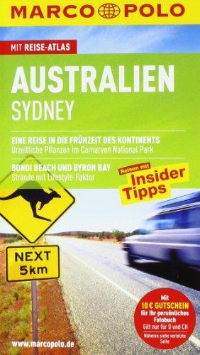 MARCO POLO Reiseführer Australien, Sydney