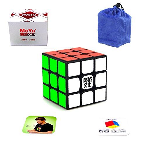 Weilong GTS 2 Zauberwürfel, 3x 3x 3Magic Cube Weilong, verbesserte Version 2017Moyu | Dingze