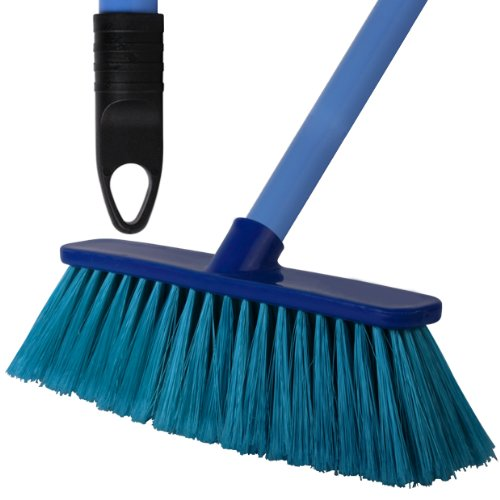 3-pack-of-28cm-blue-soft-deluxe-floor-sweeping-brush-brooms-with-120cm-handle-comes-with-tch-anti-ba