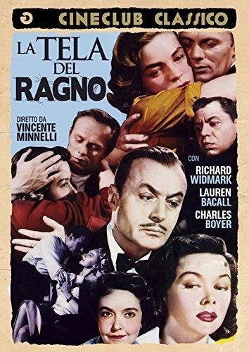 la tela del ragno dvd Italian Import by richard widmark