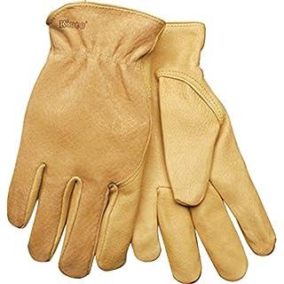 Kinco 035117009462 International Extra Unlined Grain Pigskin Driver Glove, X-Large by KINCO INTERNATIONAL