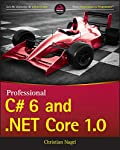 A true professional's guide to C# 6 Professional C# 6 and.NET Core 1.0provides complete coverage of the latest updates, features, and capabilities, giving you everything you need for C#. Get expert instruction on the latest changes to Visual Studio...