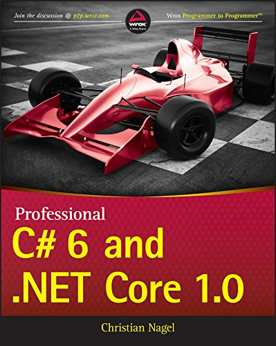 Professional C# 6 and .NET Core 1.0 por Christian Nagel