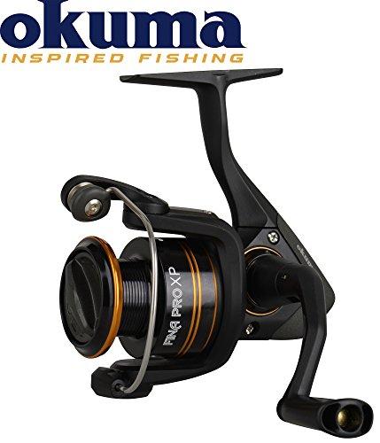 Okuma Fina Pro XP FPX-55 - Stationärrolle Zum Meeresangeln, Angelrolle Zum Pilkangeln auf Dorsch, Pilkrolle Zum Pilken & Jiggen
