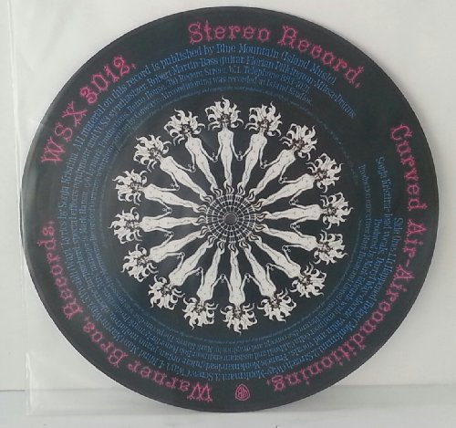CURVED AIR air conditioned. Picture disc. -