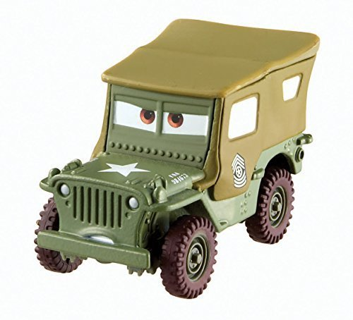 Disney/Pixar Cars Sarge Diecast Vehicle by Mattel