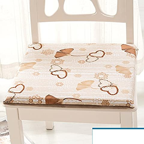 Office padded cushions/ car seat/ dining chair cushion-F 40x40cm(16x16inch)