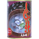 jugo de almeja 420g [Aomori Jusanko producci?n Yamato almeja uso] conchas de almejas de agua dulce que contienen sopa concentrada