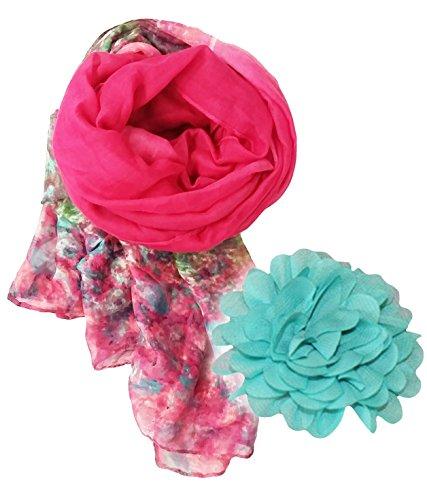 Kostüm Gypsy Boho (La Loria Damen Geschenkset