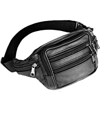 Buyworld 2017 Men Waist Bag Fanny Pack Bum Adjustable Belt Bag Pouch Money Travel Hip Purse