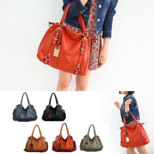 Violett-MADELEINE Shoulder Bag